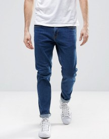 Dr Denim Clark Slim Jeans In Organic Cotton afbeelding