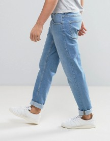 Dr Denim James Jeans Organic Light Blue afbeelding