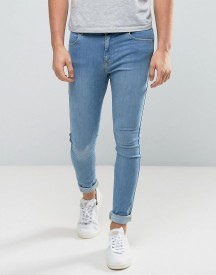 Dr Denim Lexy Extreme Muscle Fit Jean Light Blue afbeelding