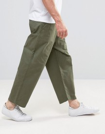 Dr Denim Melvin Wide Fit Jeans Utility Green afbeelding