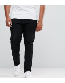 Duke King Size Skinny Jeans In Black afbeelding