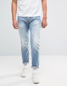 Edwin Ed-55 Regular Tapered Jeans Heaven Wash afbeelding