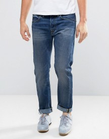 Edwin Ed-55 Regular Tapered Jeans Grime Dirt Wash afbeelding