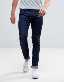 Edwin Ed-85 Slim Tapered Drop Crotch Jeans Rinsed Wash afbeelding
