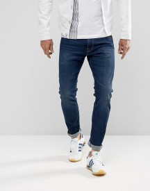 Edwin Ed-85 Slim Tapered Drop Crotch Jeans Solstice Wash afbeelding