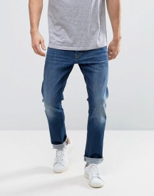 Esprit Slim Fit Jeans In Dark Wash afbeelding