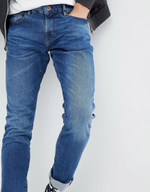 Esprit Slim Fit Jeans With Dynamic Stretch afbeelding