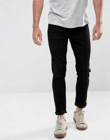 Farah Howells Super Slim Jeans In Black afbeelding