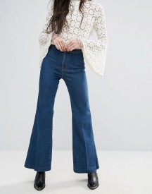 Free People Ray Of Sunshine Flared Jeans afbeelding