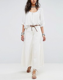 Free People Run Through The Moss Wide Jean afbeelding