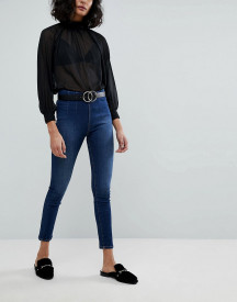 Free People Ultra High Pull On Skinny Jeans afbeelding