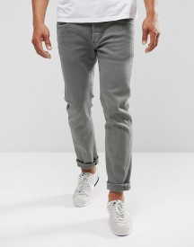 G-star 3301 Slim Jeans Orphius Green Wash afbeelding