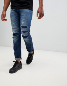G-star 3301 Tapered 3d Restored Jeans afbeelding