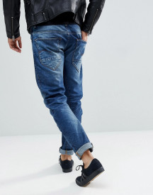 G-star Arc 3d Slim Jeans Medium Aged Restored afbeelding