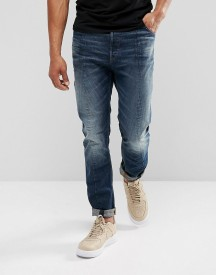 G-star Lanc 3d Tapered Jeans Dark Aged afbeelding