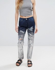 Glamorous Holographic Jeans afbeelding
