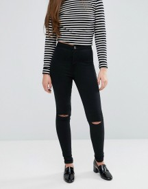 Glamorous Jeans With Ripped Knees afbeelding