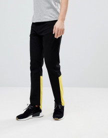 Granted Raw Edge Jeans With Contrast Panel afbeelding