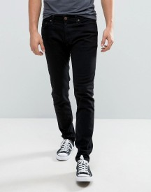 Hollister Super Skinny Stretch Jeans In Black afbeelding