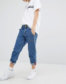 House Of Holland X Lee Boyfriend Jeans afbeelding