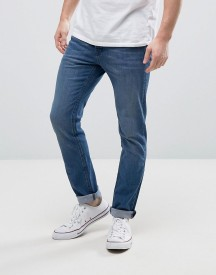 Hoxton Denim Mid Wash Skinny Jeans afbeelding