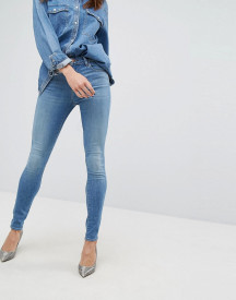 J Brand Maria High Rise Skinny Jeans afbeelding