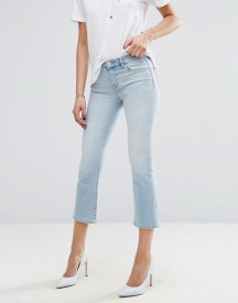 J Brand Selena Cropped Bootcut Jeans afbeelding