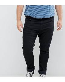 Jacamo Skinny Fit Jeans In Black Wash afbeelding