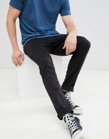 Jack & Jones Core Intelligince Jean In Black Denim afbeelding