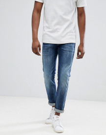 Jack & Jones Jeans In Slim Fit Rinsed Denim afbeelding