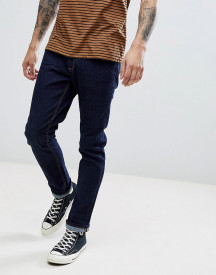 Ldn Dnm Slim Fit Jeans In True Indigo afbeelding