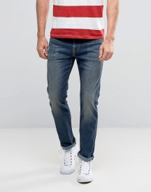 Levis 502 Regular Taper Fit Jeans Torch Mid Wash afbeelding