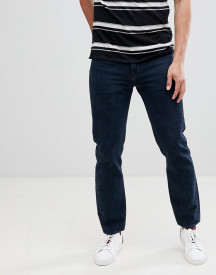 Levi's 502 Regular Tapered Jeans Midnight Carbon afbeelding