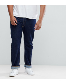 Levi's Big & Tall 501 Straight Jeans One Wash afbeelding