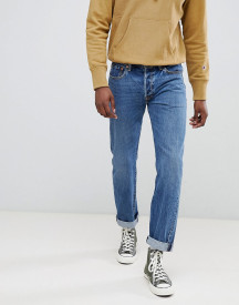 Levi's Original 501 Straight Fit Jeans afbeelding