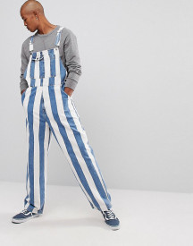 Levi's Silvertab Baggy Stripe Dungarees afbeelding