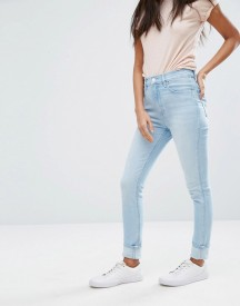 Levi's Line 8 High Rise Skinny Jeans afbeelding