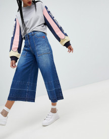 Love Moschino Flared Culotte Jeans afbeelding