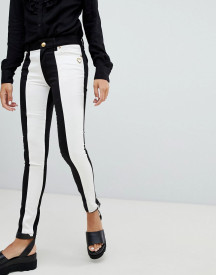 Love Moschino Monochrome Skinny Jeans afbeelding