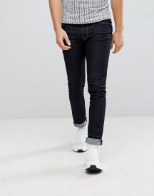 Love Moschino Skinny Fit Jeans In Indigo afbeelding