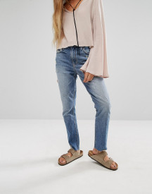 Lovers + Friends Logan High Rise Slim Jeans afbeelding