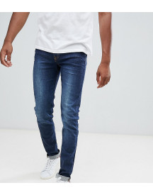 Loyalty And Faith Tall Beattie Skinny Fit Jean In Dark Wash afbeelding