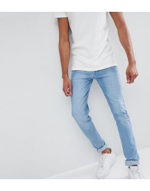 Loyalty And Faith Tall Beattie Skinny Fit Jean In Light Wash afbeelding