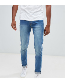 Loyalty And Faith Tall Beattie Skinny Fit Jean In Mid Wash afbeelding
