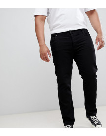 Lyle & Scott Slim Fit Jeans In Black afbeelding