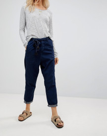Maison Scotch Tapered Jeans With Rope Belt afbeelding