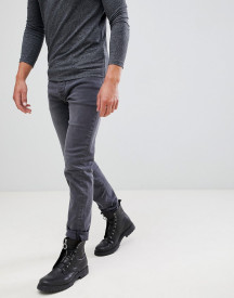 Mennace Washed Black Slim Wallace Jeans afbeelding