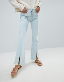 Mih Jeans Marrakesh Flare Jeans With Sneaker Split afbeelding