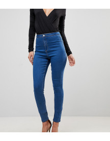 Missguided Tall Vice High Waisted Super Stretch Skinny Jean afbeelding