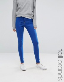Missguided Tall Vice High Waisted Tube Jean afbeelding